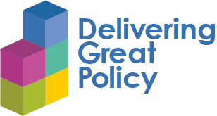 Delivering Great Policy logo